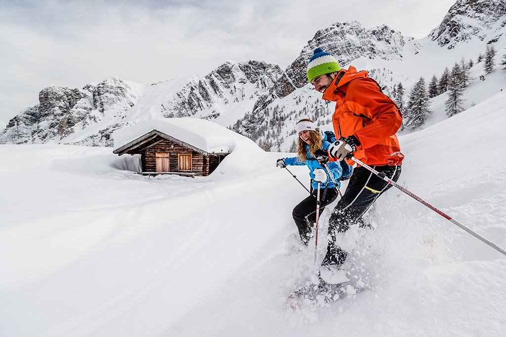 Ladurns Skigebiet