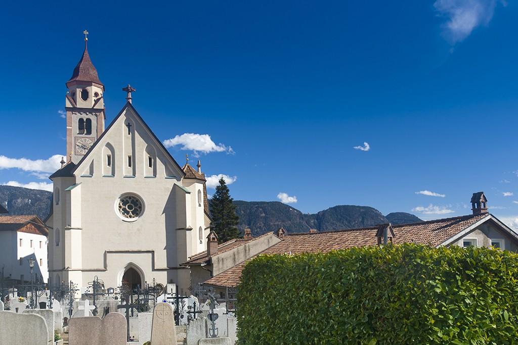 Meran Pfarrkirche Heiliger Johannes