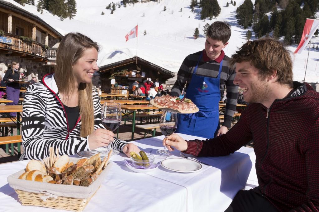 Skigebiet Eggental