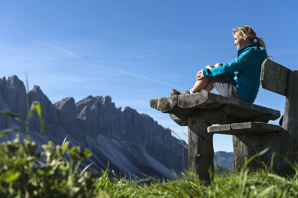 Entspannen im Eisacktal in Südtirol