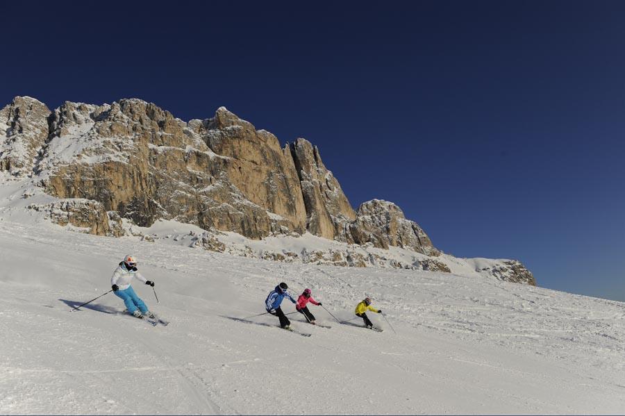 Ski Carezza
