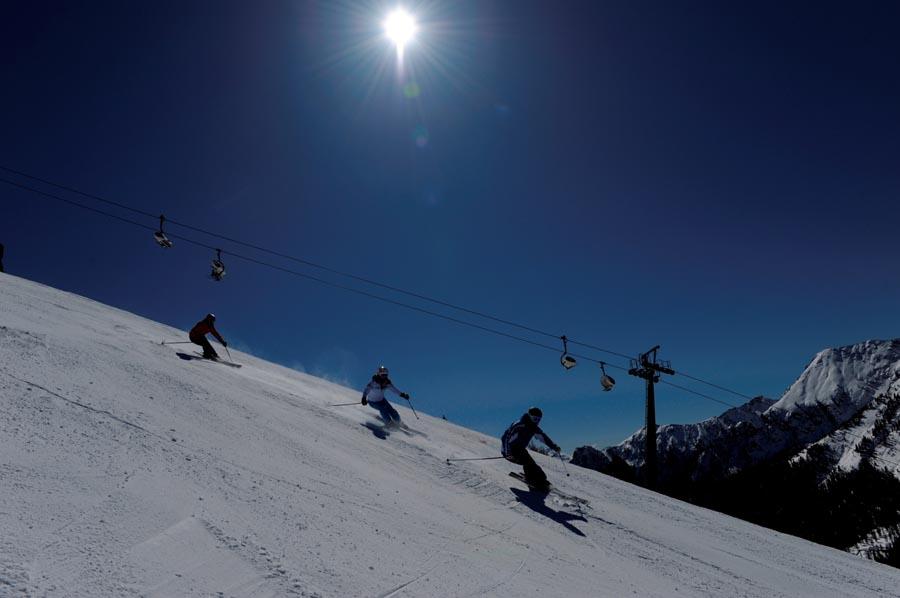 Dolomiten Ski Carezza