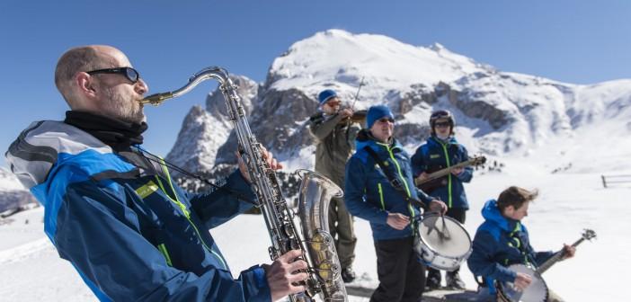 Seiser Alm Musikevent in Südtirol